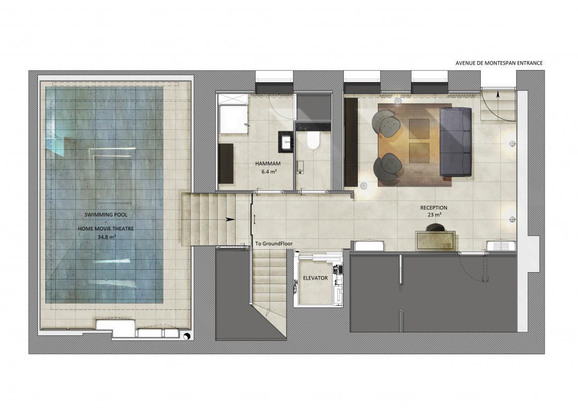 Maison Montespan - -1