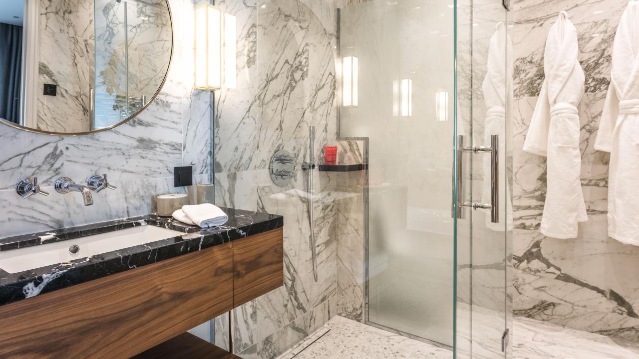Maison Montespan - Chambre - Salle de bain