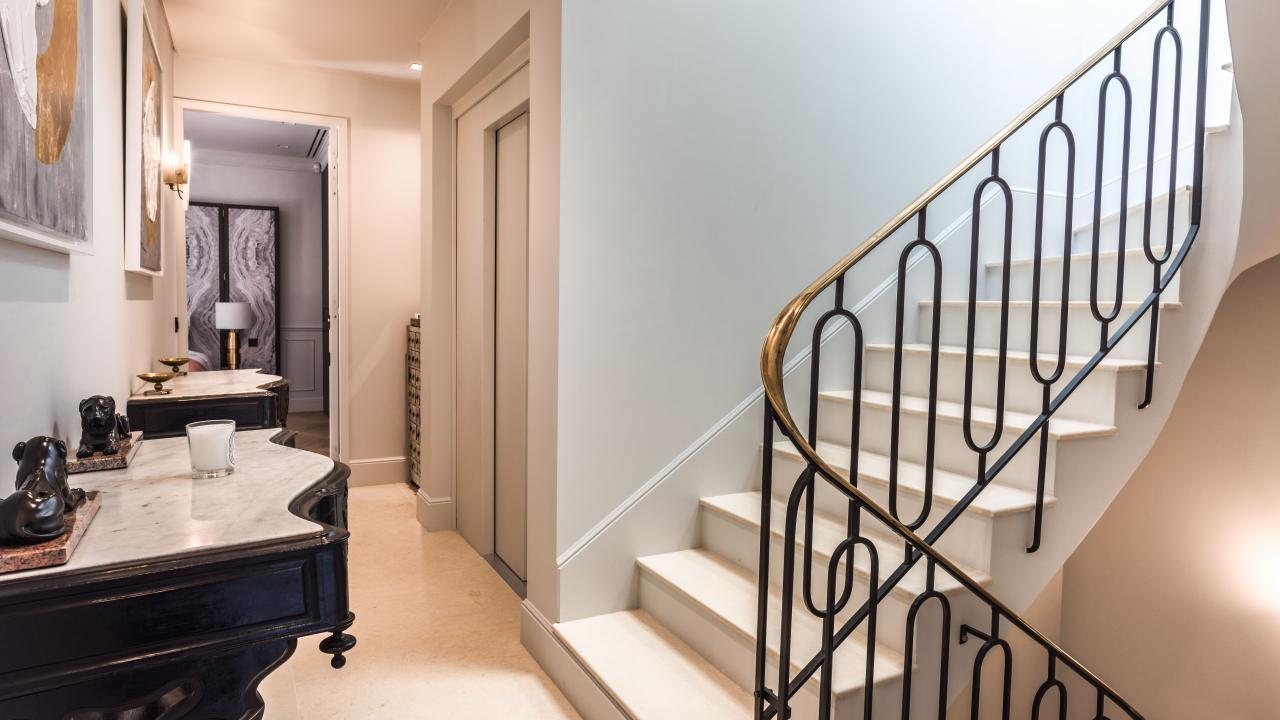 Maison Montespan - Escalier