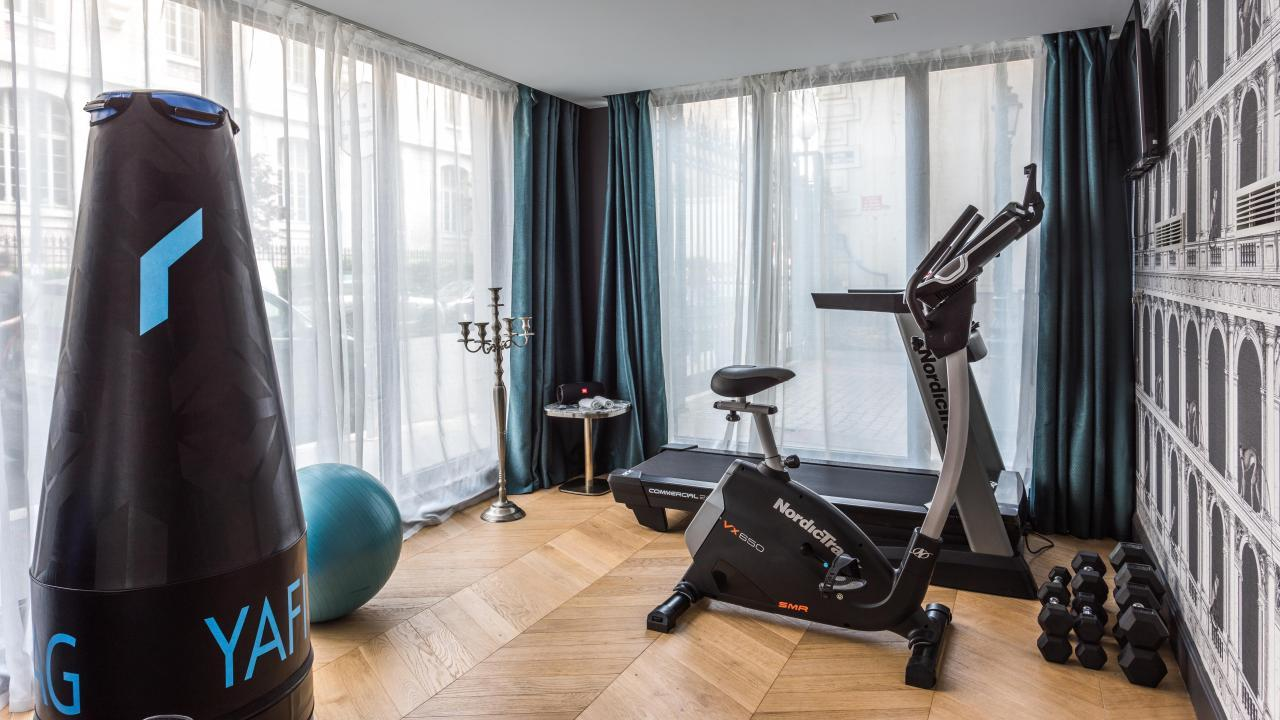Maison Montespan - Fitness Room