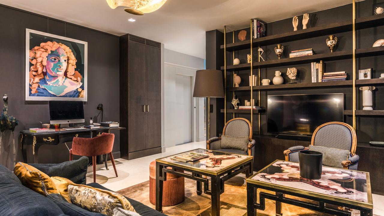 Maison Montespan - Petit salon