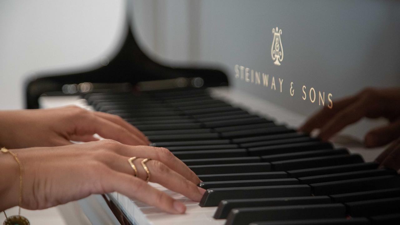 Maison Montespan - Piano