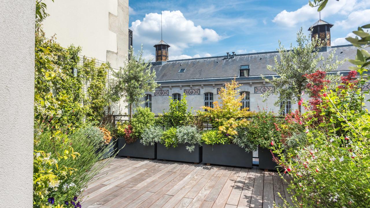 Maison Montespan - Rooftop