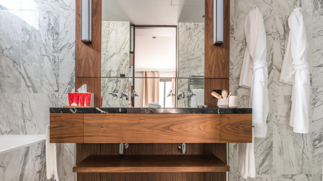 Maison Montespan - Suite - Salle de bain