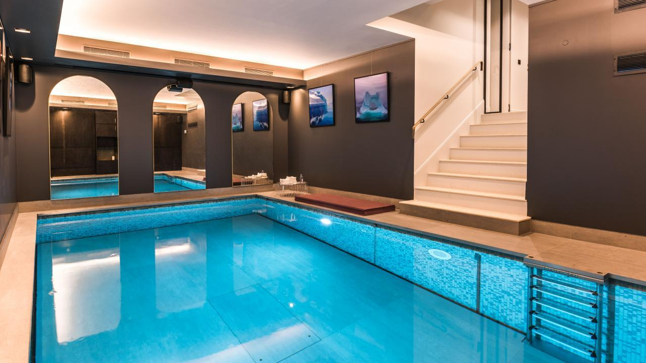 Maison Montespan - Swimming Pool
